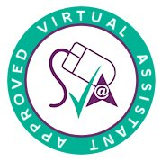 Society of Virtual Assistants Logo and Hyperlink