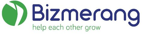 Bizmerang NI Logo and Hyperlink