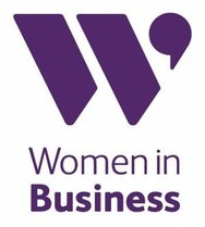 Women in Business Logo and Hyperlink